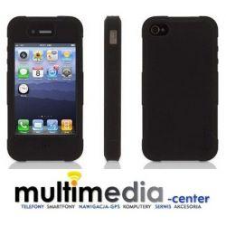 Griffin Protector - Etui iPhone 4 4S czarny Wawa
