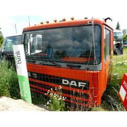 DAF 95 Ati  kabina sypialna stan bdb. oraz inne