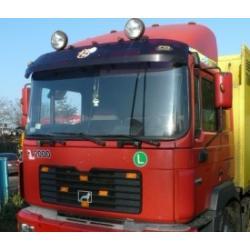 MAN F2000 BĘBEN hamulcowy