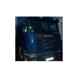 Scania STEROWNIK - ZEGAR ogrzewania - webasta
