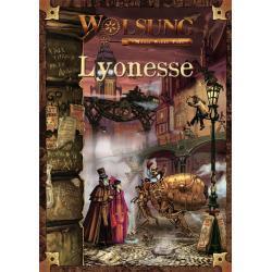 Wolsung - Lyonesse: Miasto, Mgła, Maszyna