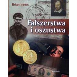 Fałszerstwa i oszustwa Brian Innes