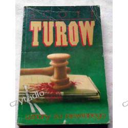 Uznany za niewinnego - Scott Turow