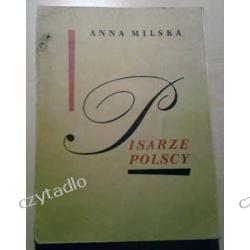 Pisarze polscy - Anna Milska