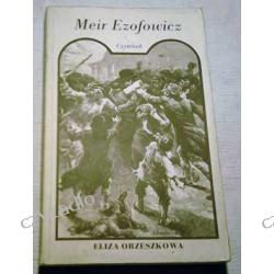 Meir Ezofowicz - Eliza Orzeszkowa