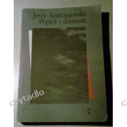 Popiół i diament - Jerzy Andrzejewski