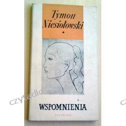 Wspomnienia - Tymon Niesiołowski