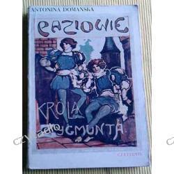 Paziowie króla Zygmunta - Antonina Domańska