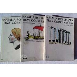 Trzy córki króla - Natalia Rolleczek