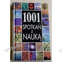 1001 spotkań z nauką - James Trefil