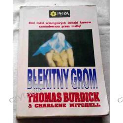 Błękitny grom - Thomas Burdick