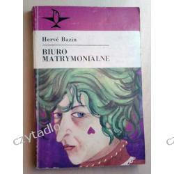 Biuro matrymonialne - Herve Bazin