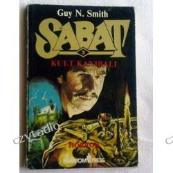 Sabat Kult Kanibali - Guy N. Smith