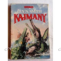 Kajmany - Guy N. Smith