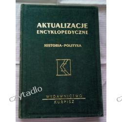 Aktualizacje encyklopedyczne tom 2 - Historia i polityka