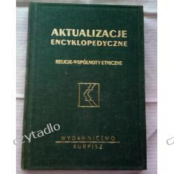Aktualizacje encyklopedyczne tom 5 - Religie i wspólnoty etniczne