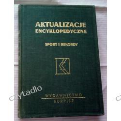 Aktualizacje ecyklopedyczne - Sport i rekordy