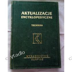 Aktualizacje encyklopedyczne tom 6 - Technika