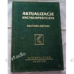 Aktualizacje encyklopedyczne tom 4 - Kultura i sztuka