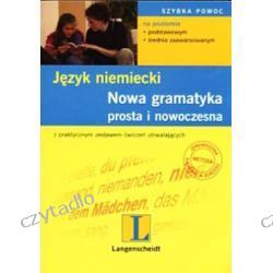 Język niemiecki. Nowa gramatyka prosta i nowoczesna praca zbiorowa