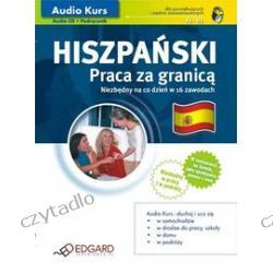 Hiszpański Praca za granicą - Audio Kurs (CD)