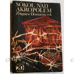 Sokół nad Akropolem - Zbigniew Domarańczyk