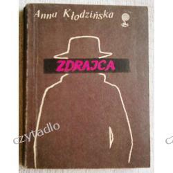 Zdrajca - Anna Kłodzińska