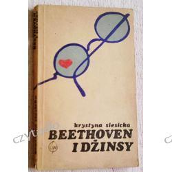 Bethoven i dżinsy - Krystyna Siesicka