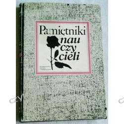 Pamiętniki nauczycieli (w 75-lecie ZNP)