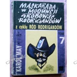 Ród Rodriganów tom 7 - karol May