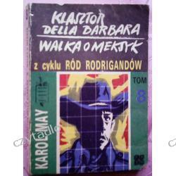 Ród Rodriganów tom 8 - karol May