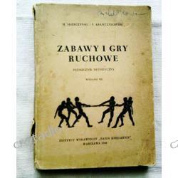 zabawy i gry ruchowe (podręcznik Metodyczny) - Skierczyński, Krawczykowski