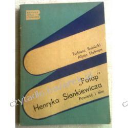 """Biblioteka analiz literackich - """"Potop"""" Sienkiewicza"""