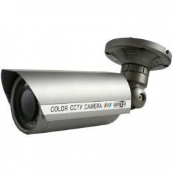 VODN203 Kamera zewnętrzna, dualna, 580TVL/700TVL, 2,8-12mm, promiennik IR 25m, OSD,uchwyt z przepustem kablowym