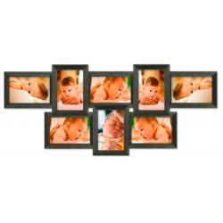 Galeria na 8 ramek ze zdjęciem 10 x 15 cm wzór 81 Akcesoria fotograficzne