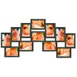 Galeria na 12 ramek ze zdjęciem 10 x 15 cm wzór 131 Akcesoria fotograficzne