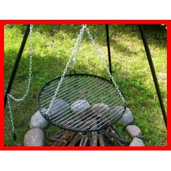grill ogniskowy 170cm ruszt 52cm PRODUCENT f-vt