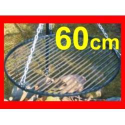 ruszt 60cm okrągły  / ruszta grill PRODUCENT