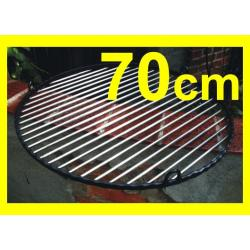 stalowy RUSZT 70cm okrągły / do grilla PRODUCENT