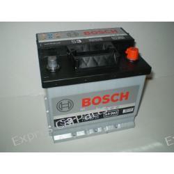 Akumulator BOSCH S3 12V 41Ah 360A P+ biegun standardowy