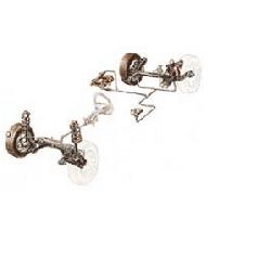 Zawieszenie - wahacze , łączniki, stabilizatory , sworznie , drążki