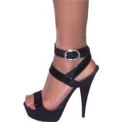 Buty na koturnie czarne . Wysokość obcasa 14 cm koturn 4 cm
