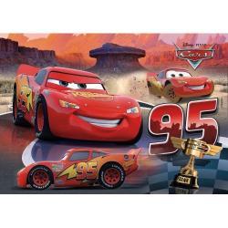 Puzzle Clementoni 104el. - Supercolor - PISTON CUP CARS - 26777