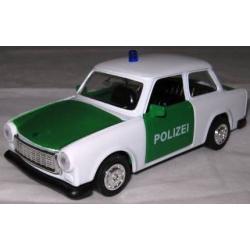 Welly Trabant Polizei 1990 w skali 1:34