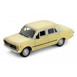 Welly Duży Fiat 125p 1:34 - 5 kolorów