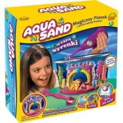 Aqua Sand Zestaw Tematyczny Wyspa Syrenki 21036