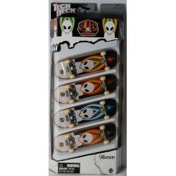 4PAK Deskorolek (4x96 mm) Tech Deck