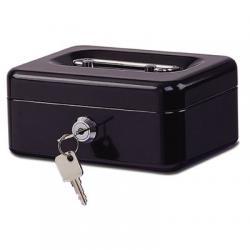 Sejf- Kasetka na pieniądze metalowa kluczyk