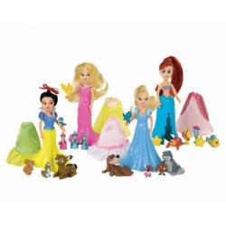 Disney - Mini Princess w muszli 4 rodzaje