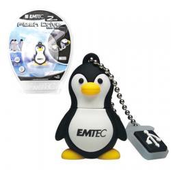 Pendrive 2GB Emtec Pingwin , Rybka , Panda